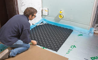 Fußboden Nachträglich Schalldämmung ~ Fußbodenheizung selbst.de