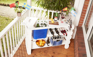 Outdoorküche Kinder Test : Outdoorküche selbst