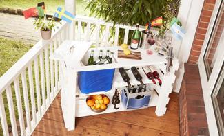 Sommerküche Module : Outdoorküche selbst.de