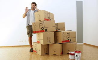 Umzugsratgeber: Umzugskartons und Verpackungsmaterial