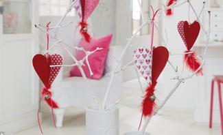 Bastelideen zum Valentinstag