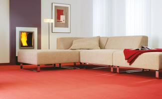 Teppichboden: Verlegen ohne Kleben