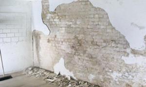feuchte Wände sanieren