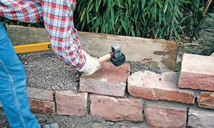 Grundwissen Gartenmauer