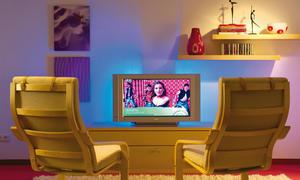 TV Hintergundbeleuchtung selber bauen