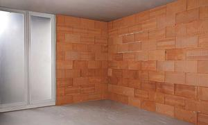 Wand verputzen