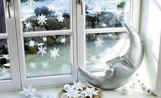 Fensterbild basteln