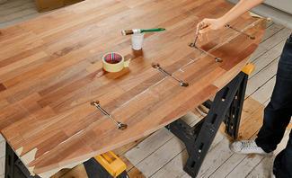 Kücheninsel bauen
