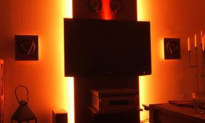 TV Paneel, Media Möbel