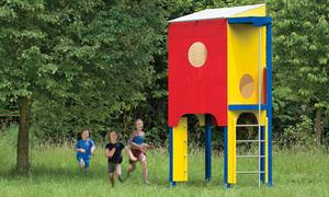 Kletterhaus bauen
