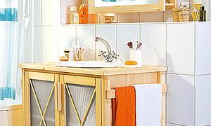 Waschtisch-Unterschrank