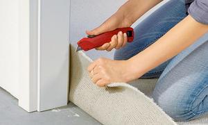 Teppichboden Verlegen Ohne Kleben Selbst De