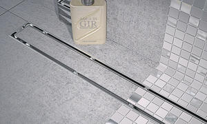 Fabulous Bodengleiche Dusche: Abfluss | selbst.de VT32