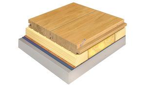 Holzfußboden Verlegen Preise ~ Holzdielen verlegen selbst