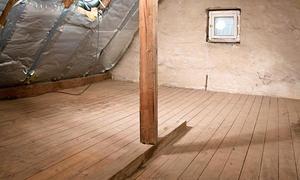 Dachboden Fußboden Nachträglich Dämmen ~ Dach fußboden dämmen dämmung oberste geschossdecke betondecken u