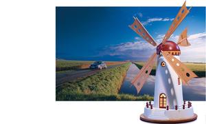 Windmühlen Selbstde