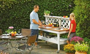 Sommerküche Aus Beton : Pool auf dem land fotos aufblasbar rahmen oder beton