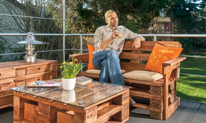 Balkonmöbel selber bauen  Gartenmöbel | selbst.de
