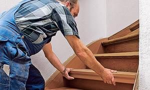 Super Holztreppe | selbst.de LP87
