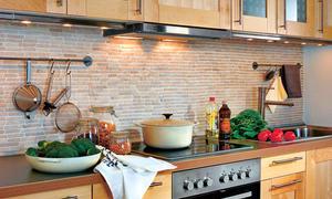 küchenrückwand aus pvc belag
