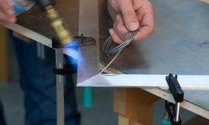 Hervorragend Aluminium kleben | selbst.de AC38