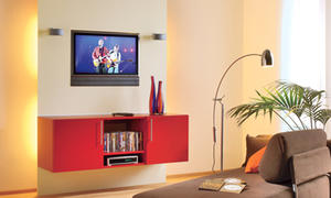 Tv Multifunktionswand Selbstde