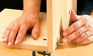 Extrem Holzverbinder Möbelbau | selbst.de FG98