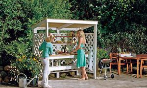 Outdoor Küche Bausatz : Outdoorküche selbst