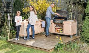 Außenküche Selber Bauen : Favorit außenküche selber bauen wi haouz annonces