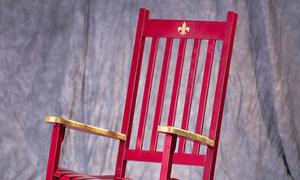 Stuhl in schaukelstuhl verwandeln - Schaukelstuhl selber bauen ...