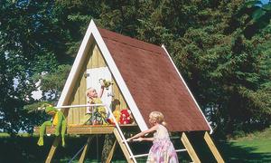 Spielhaus Selber Bauen Selbst De