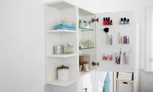 stauraum schaffen. Black Bedroom Furniture Sets. Home Design Ideas