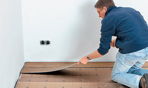 trittschalld mmung f r laminat vinyl co. Black Bedroom Furniture Sets. Home Design Ideas
