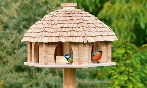 vogelhaus selber bauen. Black Bedroom Furniture Sets. Home Design Ideas