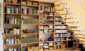 wandregale selber bauen. Black Bedroom Furniture Sets. Home Design Ideas