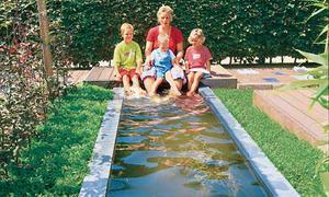 wasserbecken anlegen | selbst.de, Hause und Garten