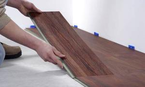 Fußboden Planken Verlegen ~ Bodenbelag vinyl verlegen vinylboden klicken designboden verlegen
