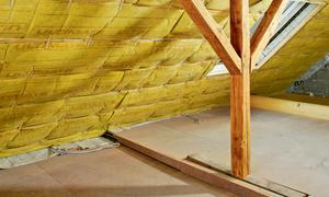 Dachboden Fußboden Nachträglich Dämmen ~ Dach dämmen selbst