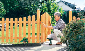 Bevorzugt Zaun selber bauen | selbst.de KO64