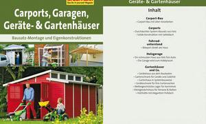 Berühmt Garagentor selber bauen | selbst.de DP51