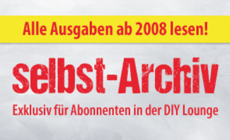 selbst-Archiv