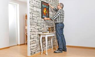 Häufig Trennwand bauen | selbst.de YS13