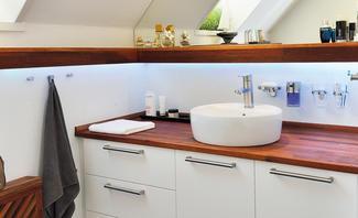 Waschtischunterschrank Für Aufsatzwaschbecken