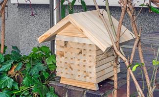 Outdoorküche Bausatz Nabu : Insektenhotel selbst.de