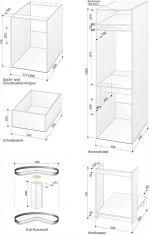 Unterschrank küche selber bauen  Küchenschränke selbst bauen | selbst.de