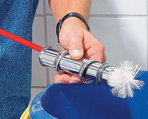 Favorit Abfluss reinigen | selbst.de VU23