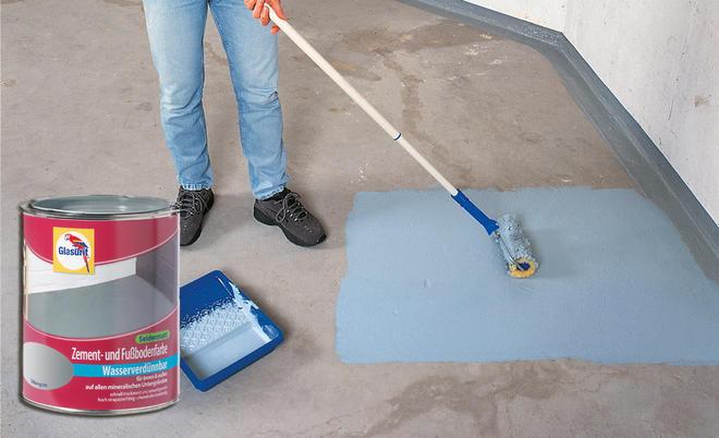 Fußboden Im Keller ~ Bodenbeschichtung selbst.de