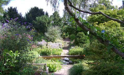 Berühmt Hanggarten | selbst.de GW01