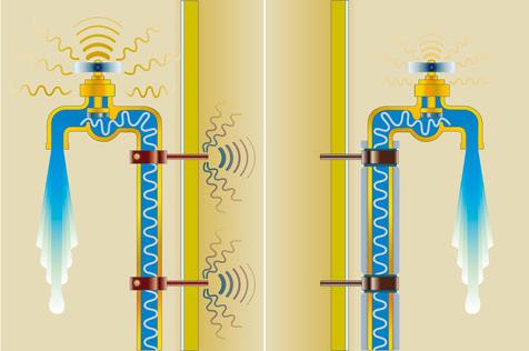 Berühmt Wasserleitung isolieren | selbst.de YG95