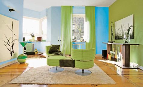 Raumgestaltung Farbe Selbstde